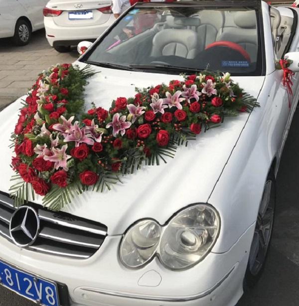 银川婚庆租车