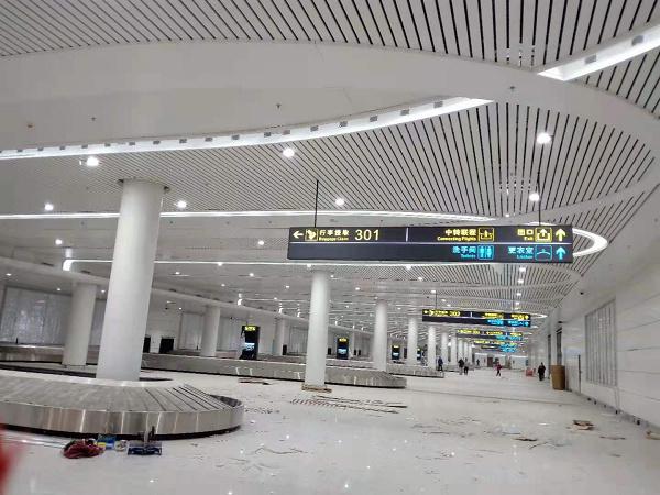 银川河东机场案例