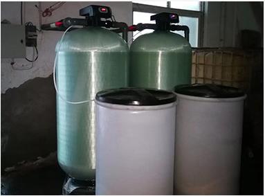 10吨单罐软化水设备