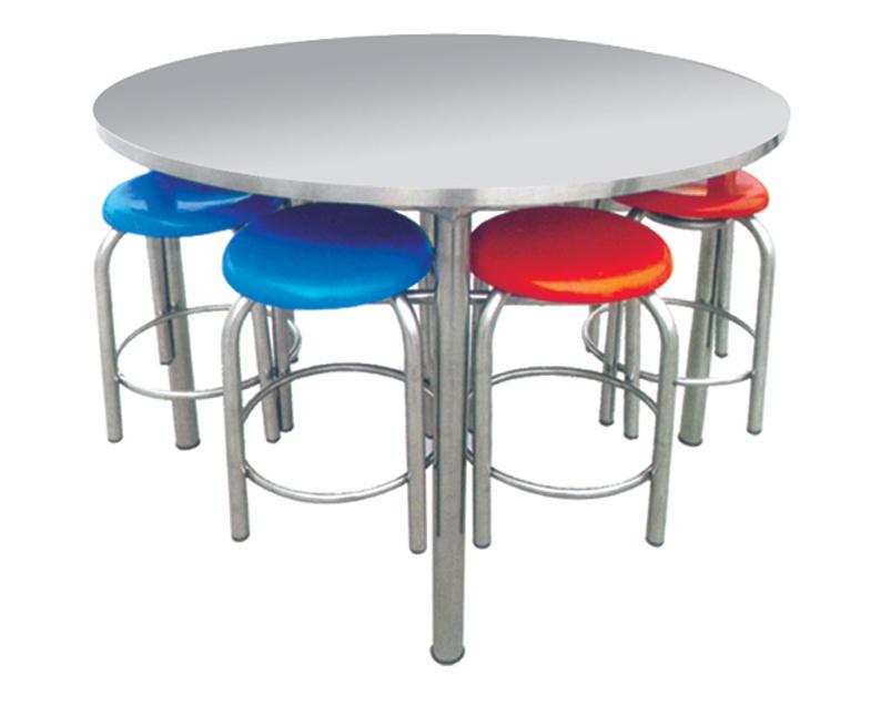 八人餐桌 分开