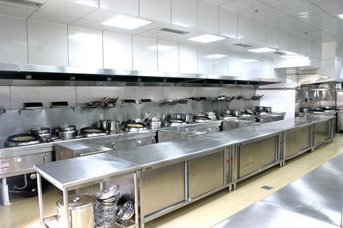 不锈钢厨房设备工程