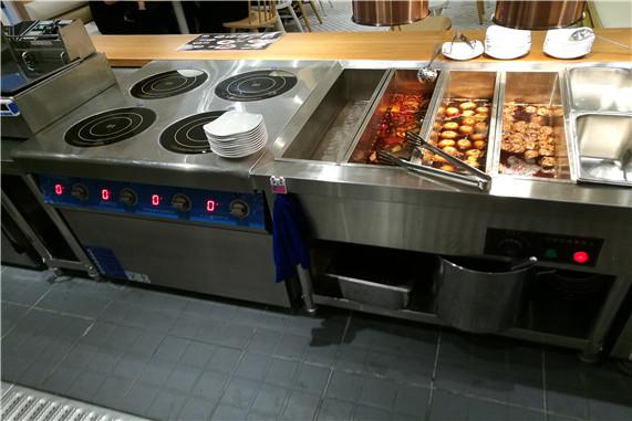 小饭店厨房噪音很大,如何打造无噪音厨房?