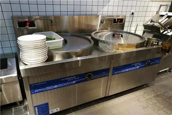 商用厨房工程选择厨房设备应该有什么样的标准