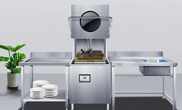 鑫顺昌带大家分享太原厨房设备:洗碗机按用途的分类