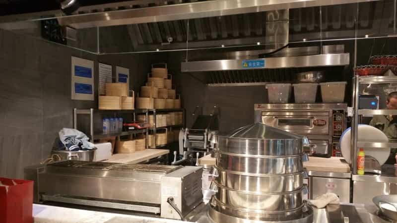 厨房设备工程