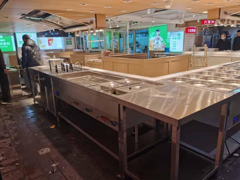 太原近邻中式快餐店