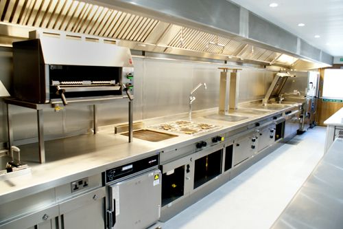 山西商用厨房设备