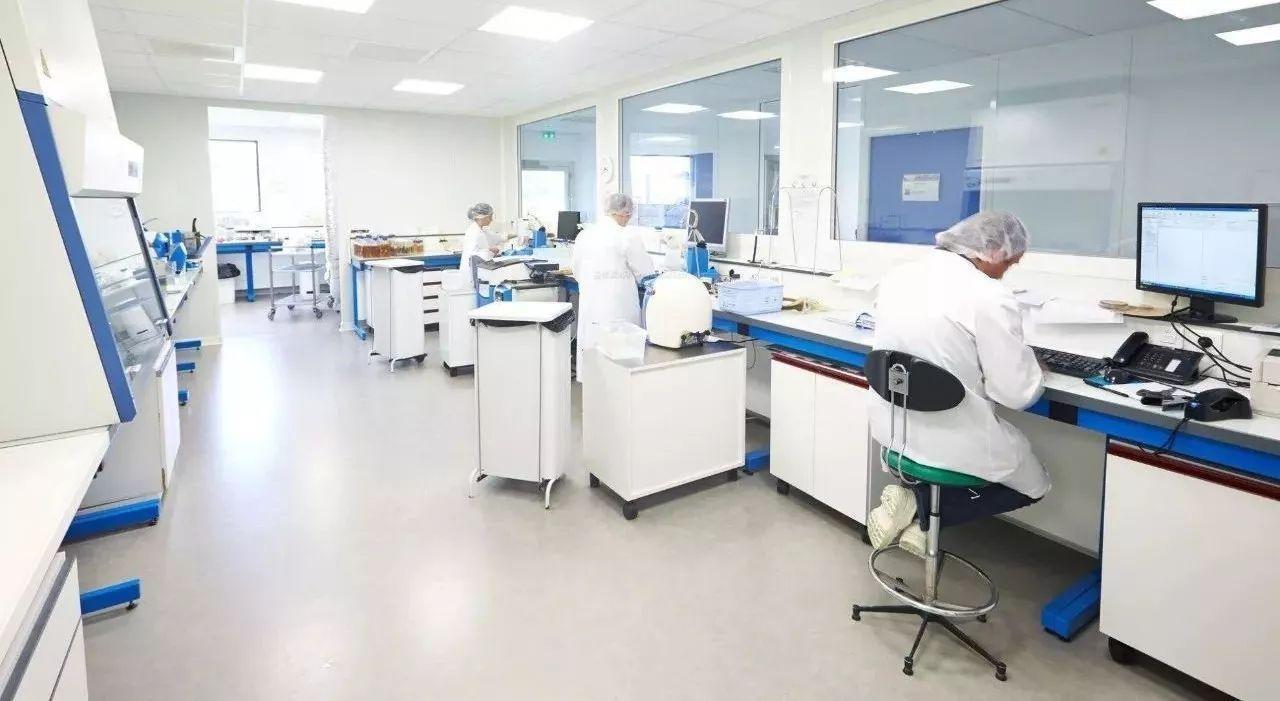 检测科实验室工程