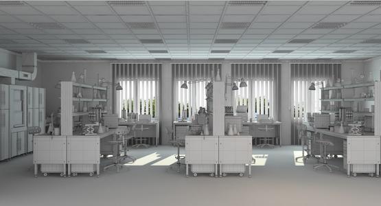 血库实验室工程建设