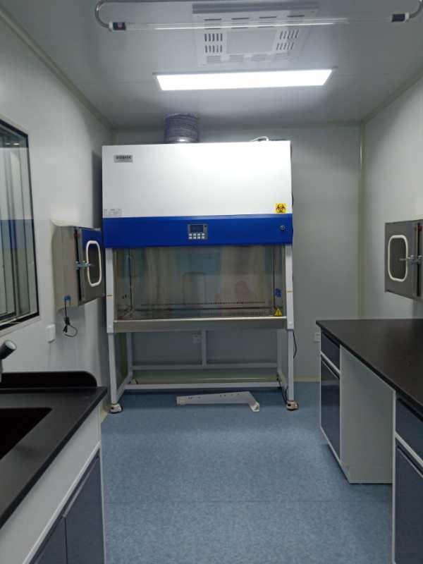 核酸检测实验室