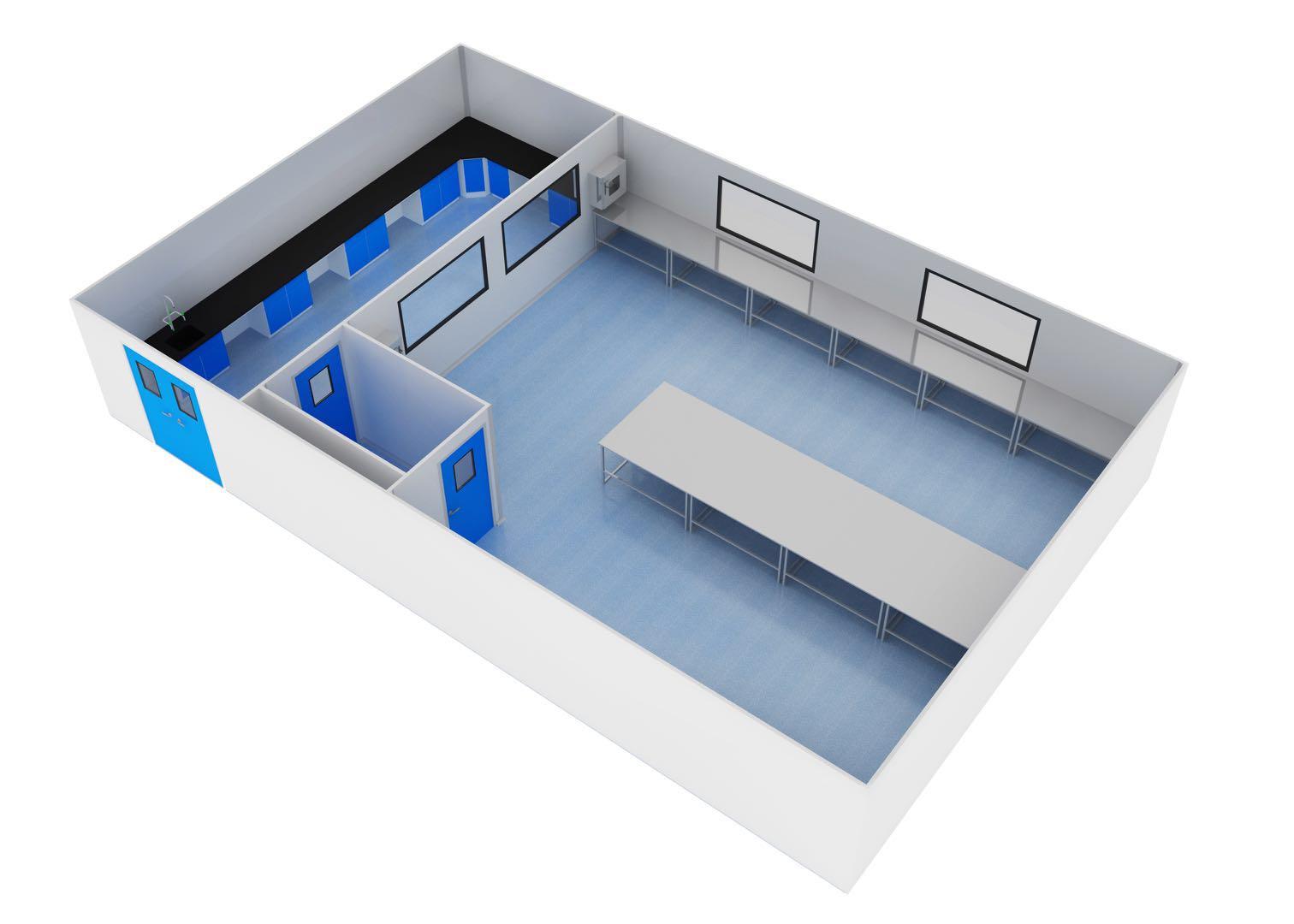 实验室设计之恒温恒湿实验室设计注意事项,天朗科技来支招!