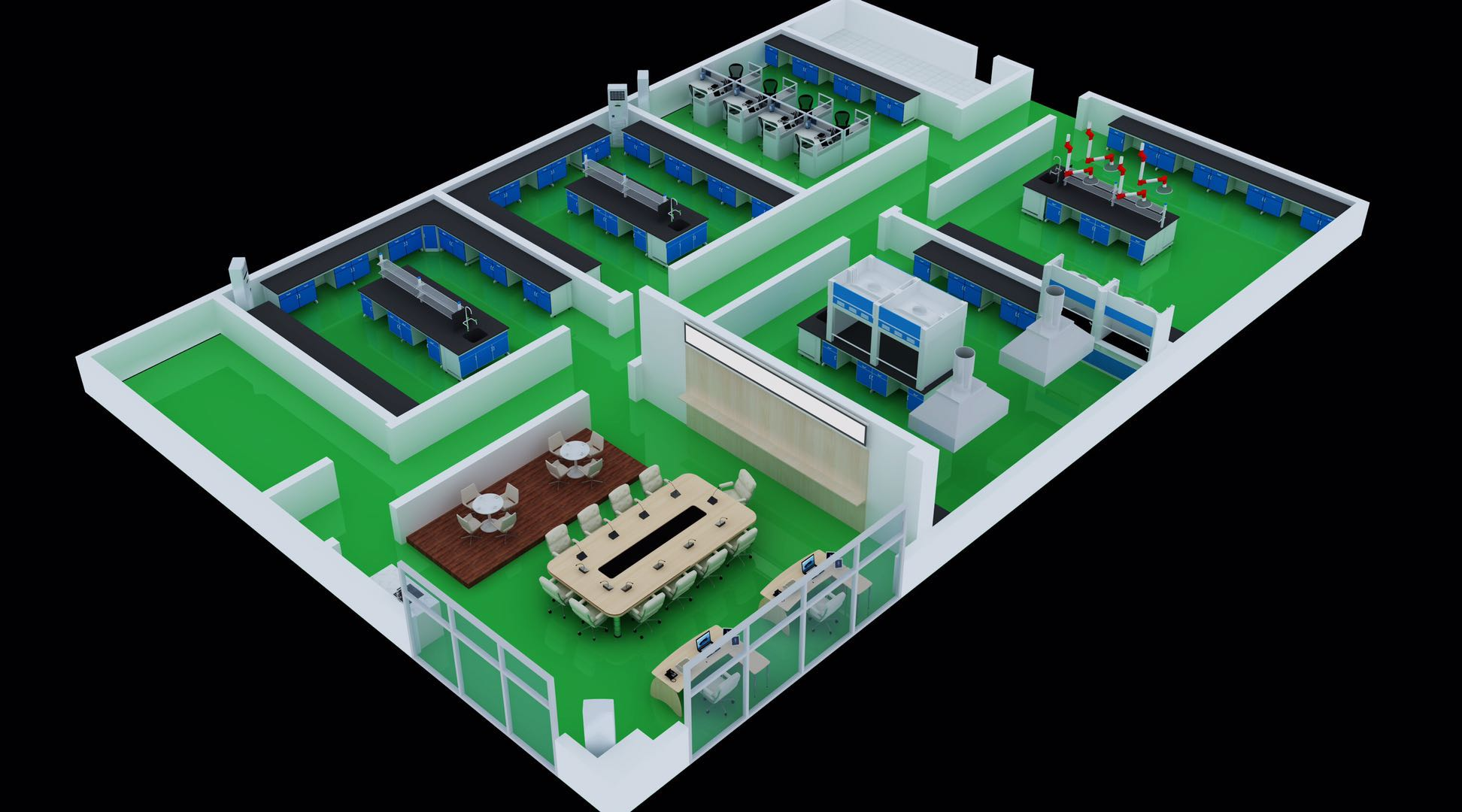 实验室设计:天朗科技提醒大家实验室在规划设计时,极易忽视的几个问题!