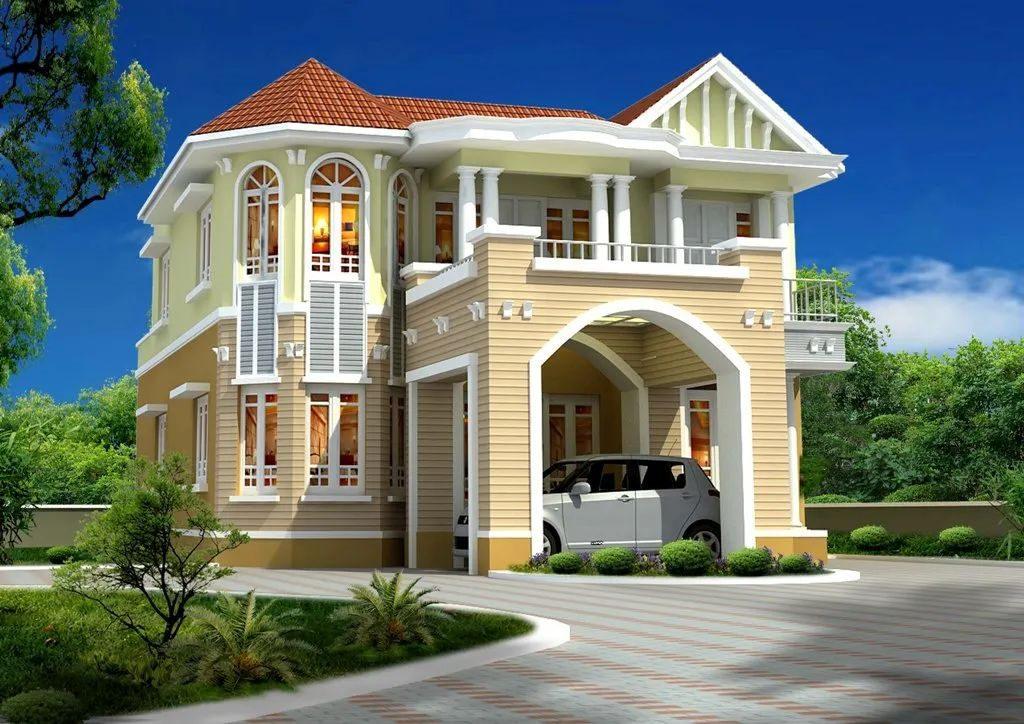 安康轻钢别墅设计