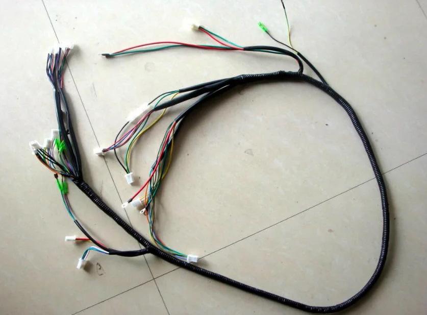 成都工业线束-新能源电动车线束