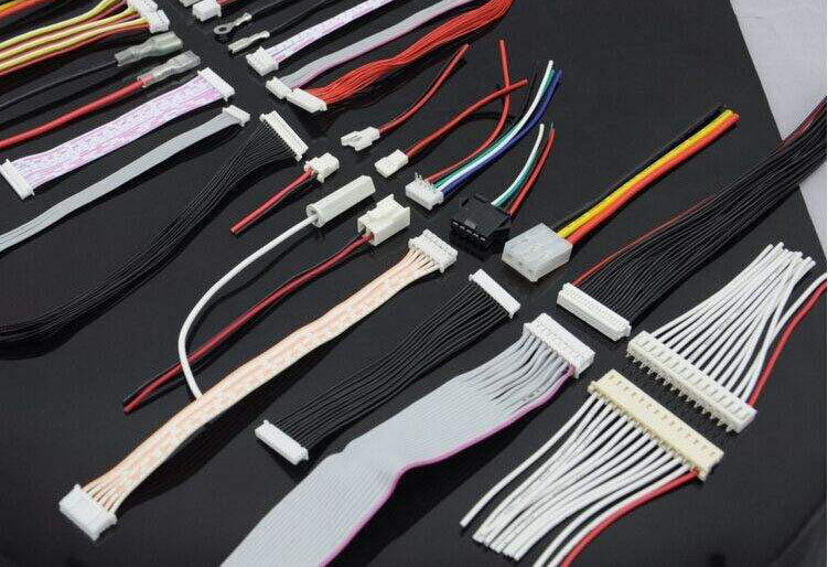 工业线束加工跟普通的电子线束的区别介绍