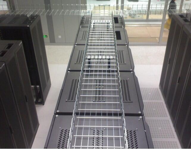厂家告诉你网格桥架为什么要设置盖板?