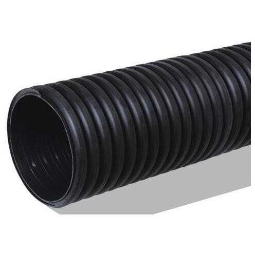 大家经常使用的双壁波纹管一般采用什么材料制成