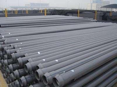 挑选成都PVC排水管材时要注意哪几点?