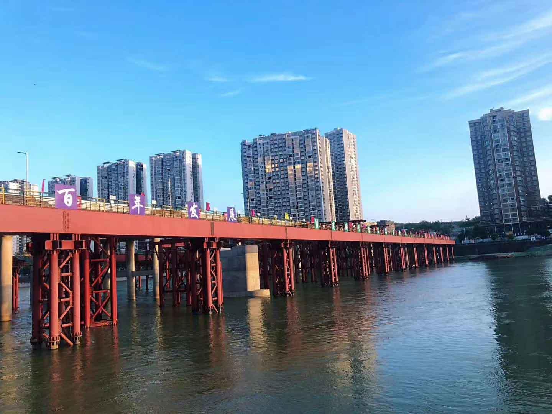 简阳空港大道及景观绿化工程项目