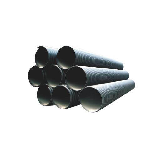 PE增强钢带螺旋管道系列