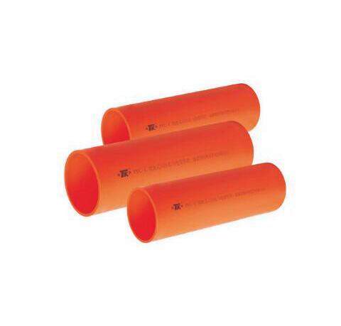 高溫天氣使用成都pvc管材的施工要領