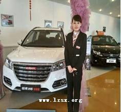 兰州武彩霞在致宇汽车销售公司担任出纳