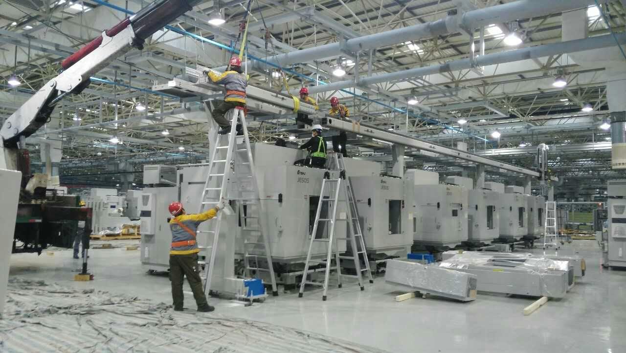 渭南西安设备搬运企业