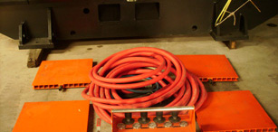 西安大型设备吊装搬运服务