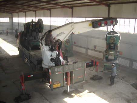 西安大型设备吊装搬运企业