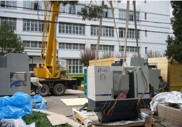 西安大型设备吊装搬运厂家