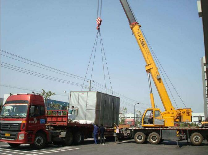 西安大型设备吊装搬运哪家好