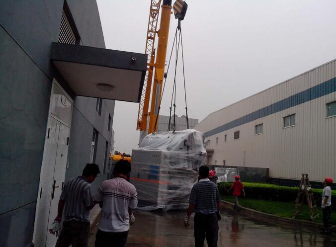 西安大型设备吊装搬运