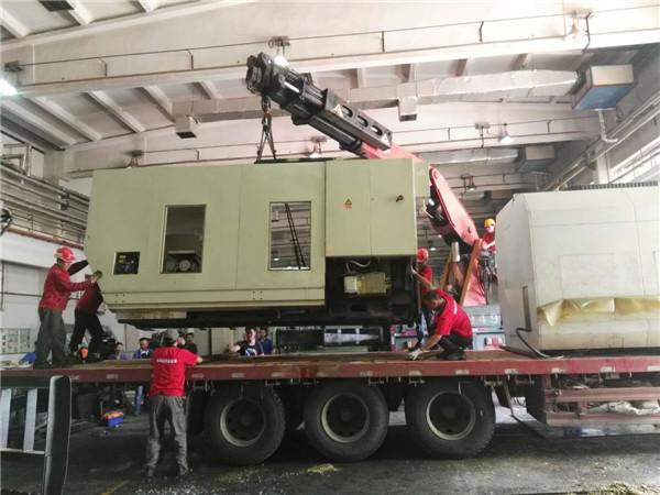 西安设备吊装与维修的配备人员操作