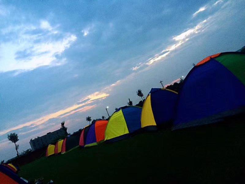 冬夏令营-帐篷露营
