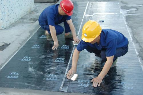 四川防水工程施工成功案例
