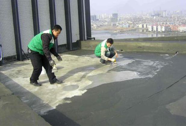 四川防水堵漏工程