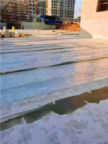 高分子丙纶防水工程