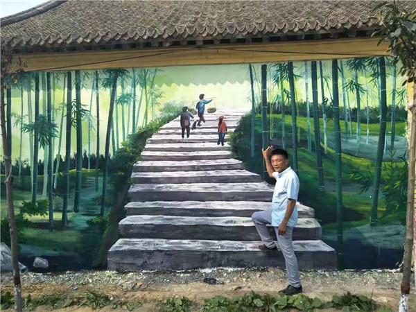 河南墙体彩绘