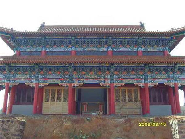 河南古建筑建设厂