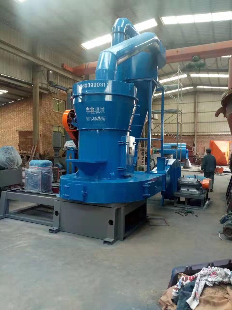 超细磨粉机正确的操作流程和维护保养方法,难倒您了吗