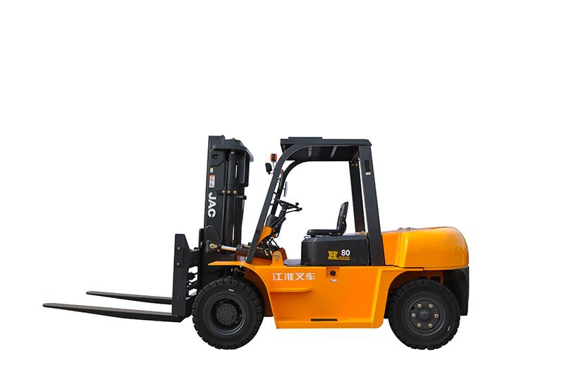 简述关于陕西电动叉车为什么比内燃叉车贵?
