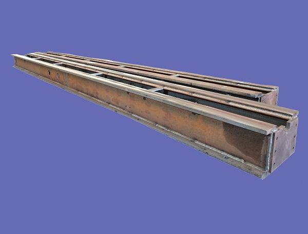 成都轨道钢案例展示