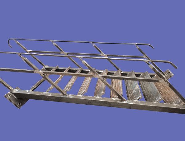 四川爬梯案例展示