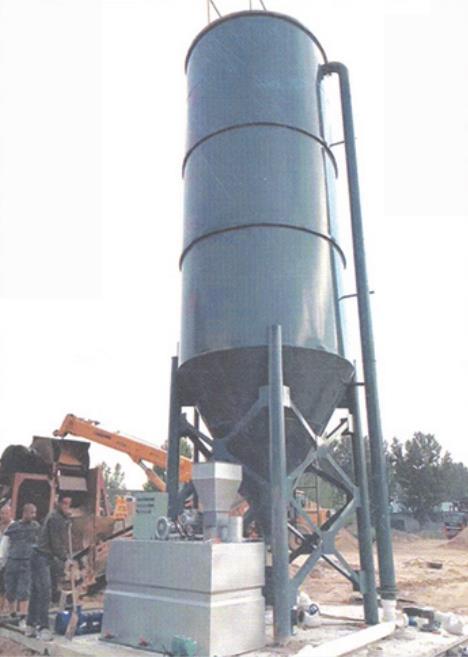 高效斜管沉淀一體設備
