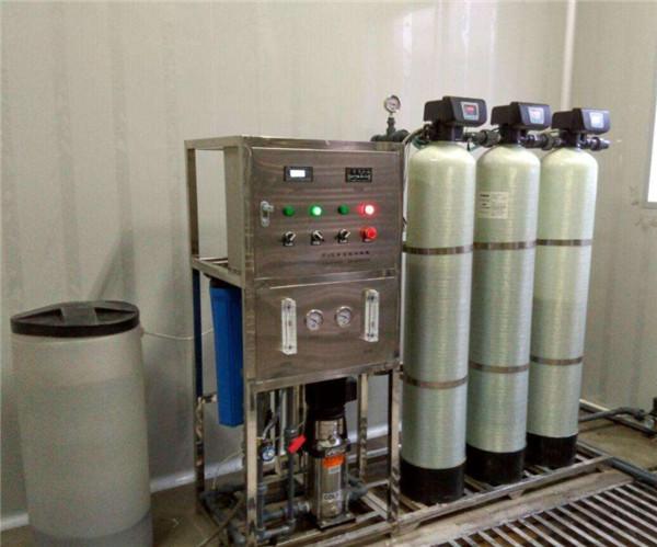 河南反滲透水處理設備