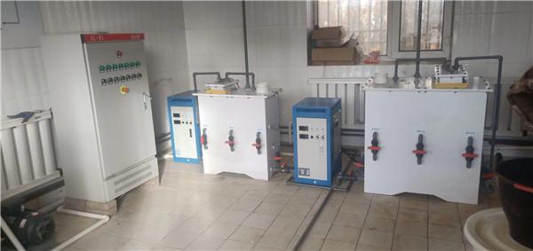 河南电解法二氧化氯发生器的发展史,泽惠环保一直在创新