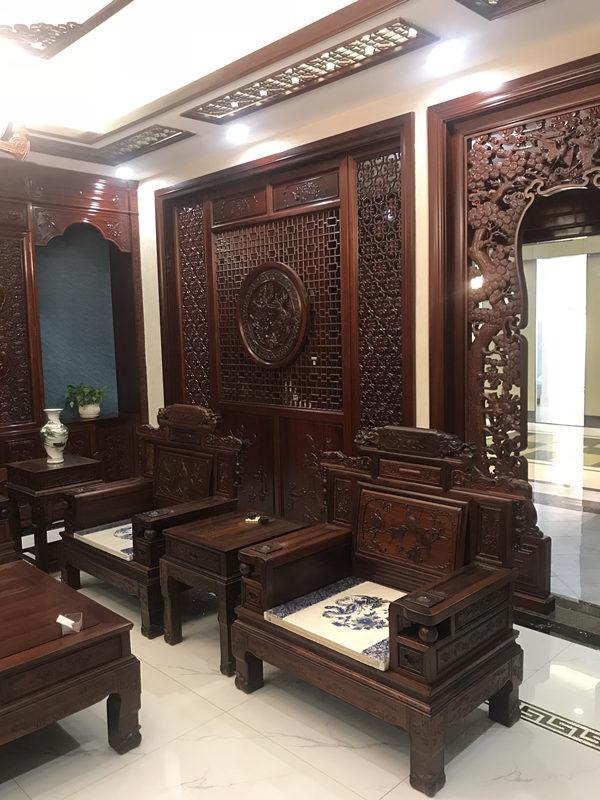 西安木雕定制公司