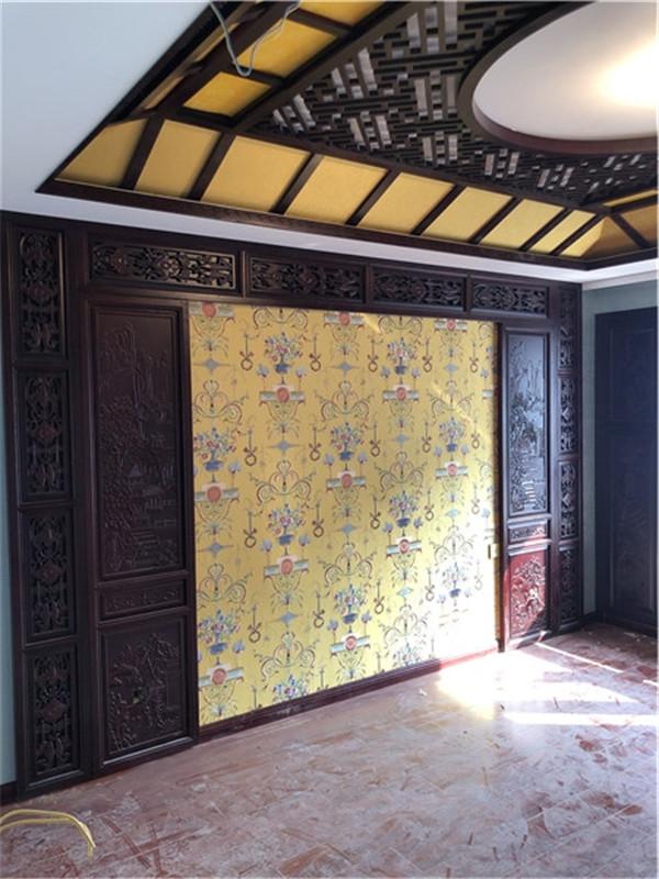 西安背景墙设计