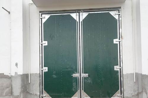 四川保温密闭门的防火防水性如何