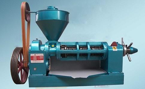 四川螺旋榨油机